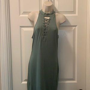 Heart & Hips Halter Dress